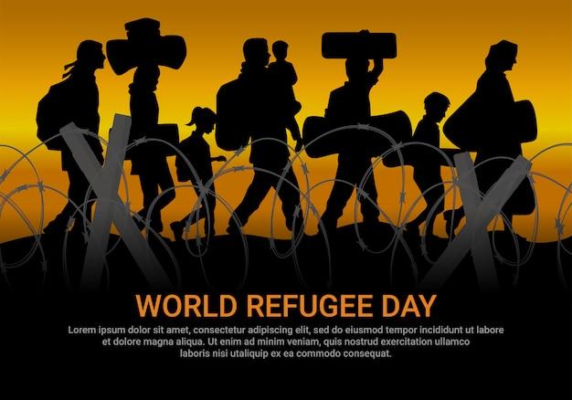 Werelddag van de vluchtelingen