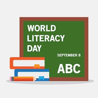 Werelddag voor geletterdheid