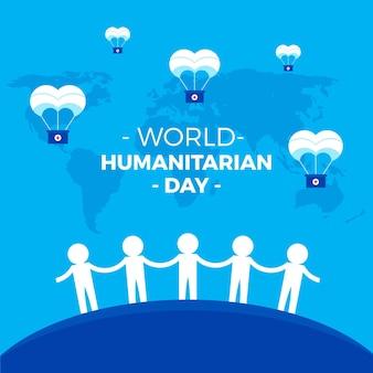 Werelddag voor humanitaire hulp