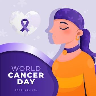 Werelddag voor kanker met karakter