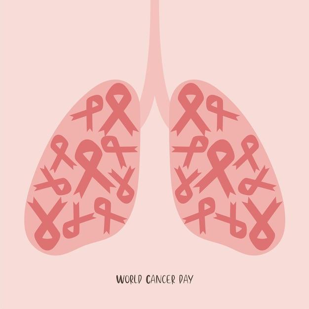 Werelddag voor longkanker.