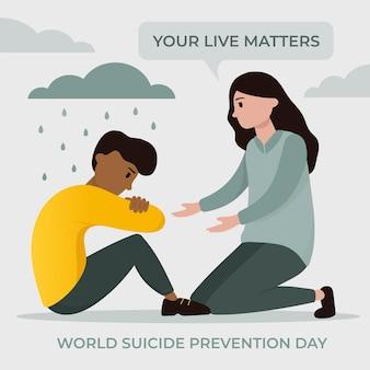 Werelddag voor zelfmoordpreventie
