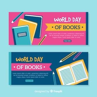 Werelddagboekbanner