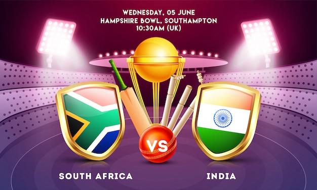 Wereldkampioenschappen cricket kampioenschap.