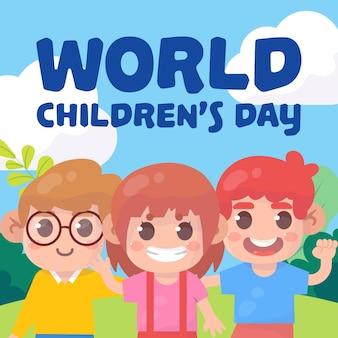 Wereldkinderen dag