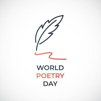 Wereldpoëziedag 21 maart