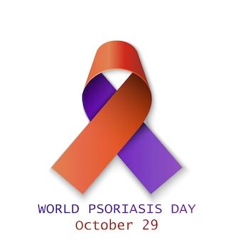 Wereldpsoriasisdag op 29 oktober