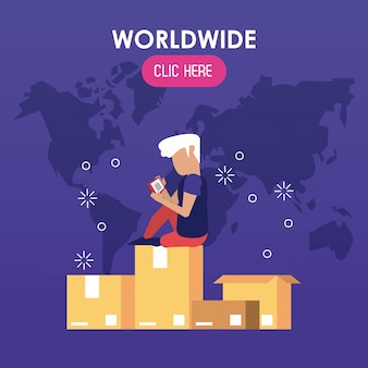 Wereldwijd klik hier
