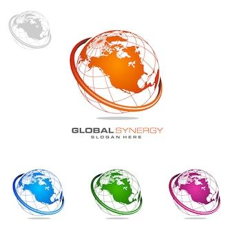 Wereldwijd logo