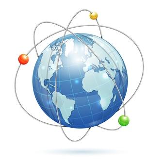Wereldwijde communicatie