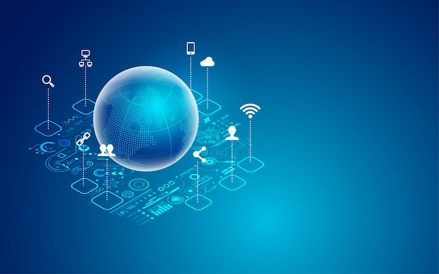 Wereldwijde technologie