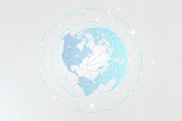 Wereldwijde verbinding
