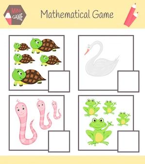 Werkboek over wiskunde voor kleuteronderwijs