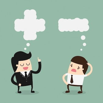 Werkgever en werknemer spreken