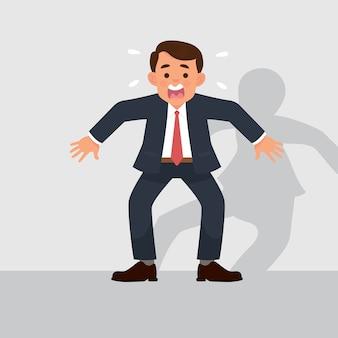 Werknemers voelen zich geschrokken en bang