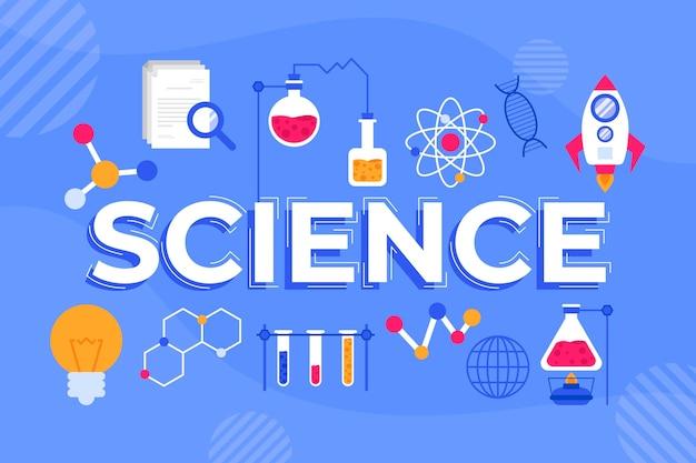 Wetenschap woord