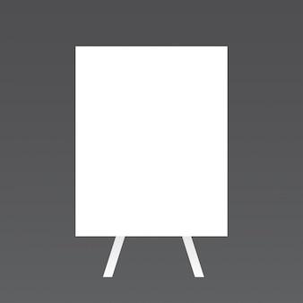 White board mokeup