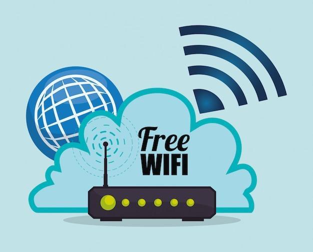 Wifi-ontwerp