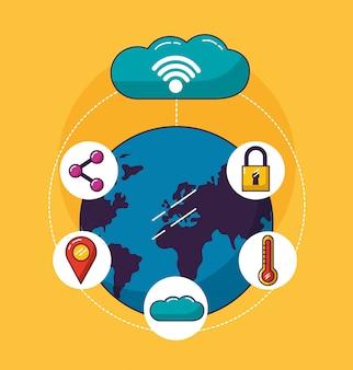 Wifi-vrije verbinding