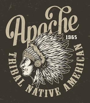 Wild west vintage badge