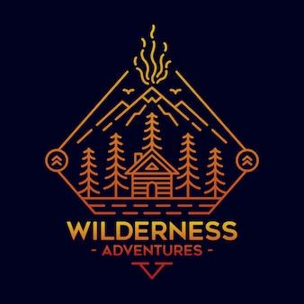Wildernis-avonturen