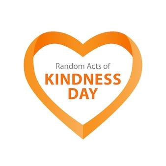 Willekeurige daden van vriendelijkheid dag