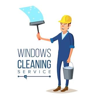 Windows-schoonmaakservice
