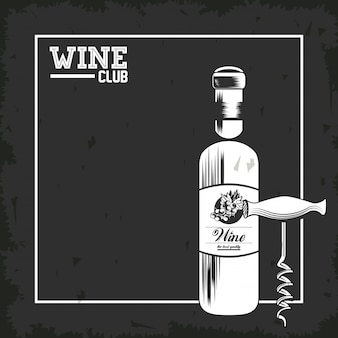 Wine club-embleem