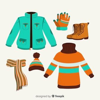 Winter kleding set