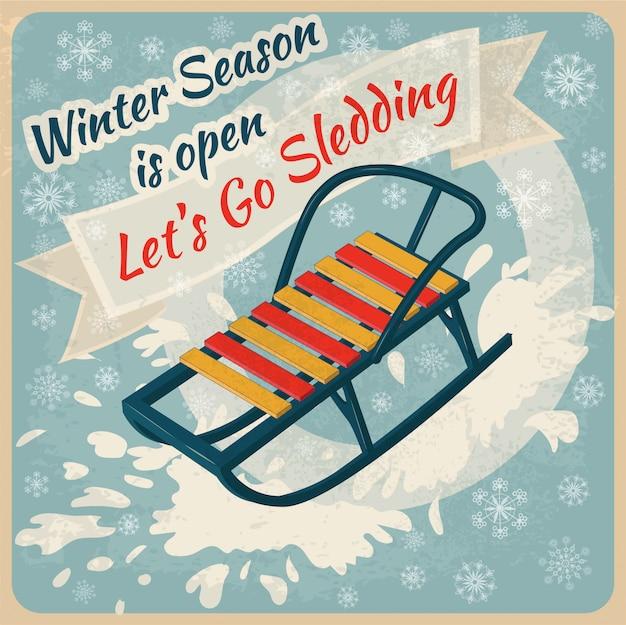 Winter seizoen