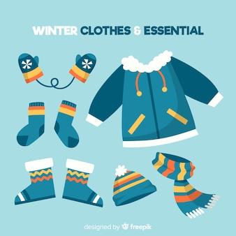Winterkleding & benodigdheden