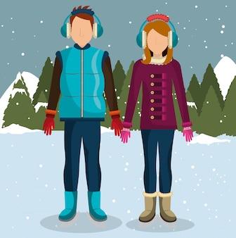 Wintermode kleding en accessoires
