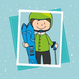 Wintersport en kledingaccessoires