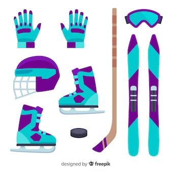Wintersportuitrusting