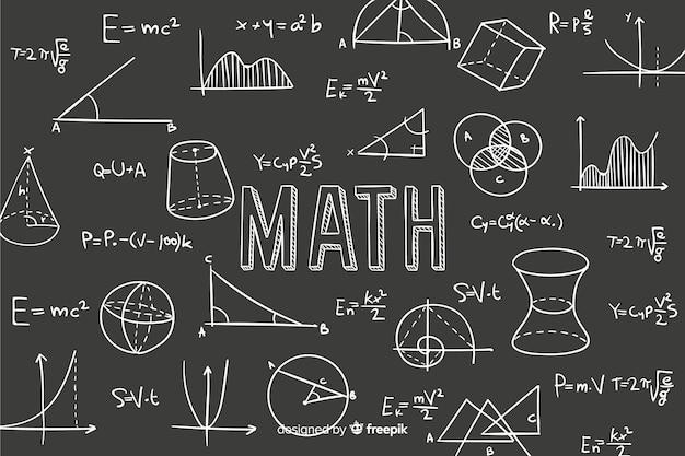 Wiskunde achtergrond