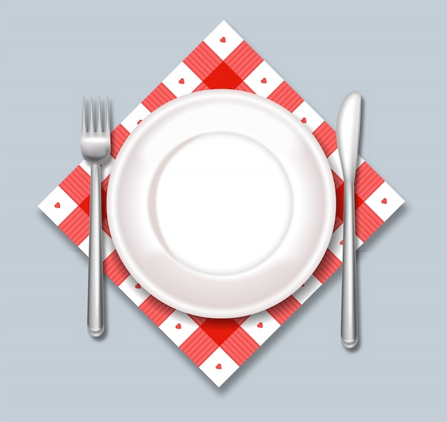 Wit bord klaar