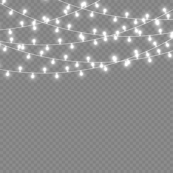 Wit lichtslinger led neonlichten
