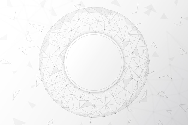 Wit technologiebehang