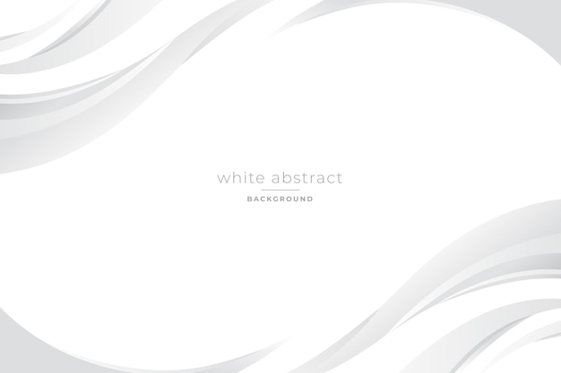 Witte abstracte achtergrond