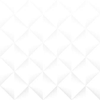 Witte abstracte vorm en getextureerde achtergrond