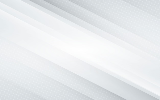 Witte achtergrond met halftoon