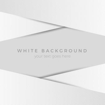 Witte achtergrond met strepen
