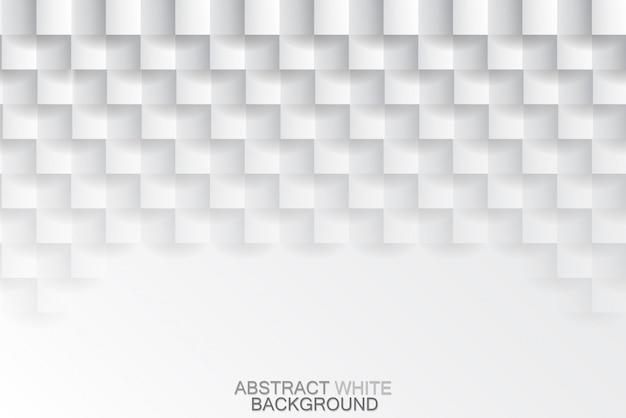 Witte betegelde textuurachtergrond