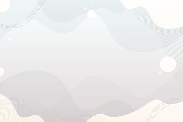 Witte en grijze abstracte achtergrond