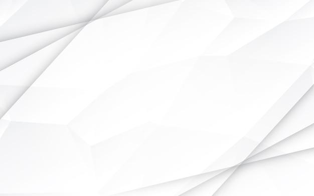 Witte en grijze achtergrond. vector ontwerpconcept