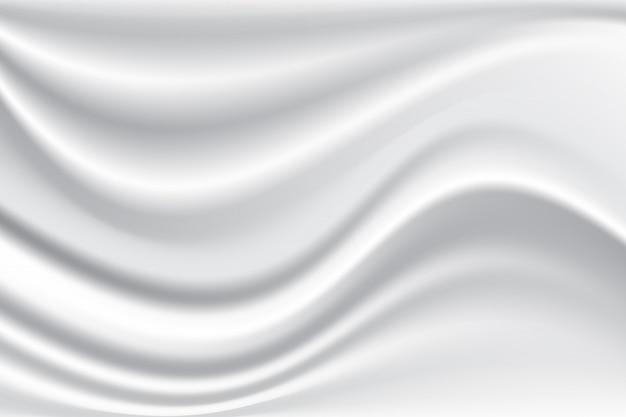 Witte en grijze doek textuur abstracte achtergrond, copyspace of bericht web en boek