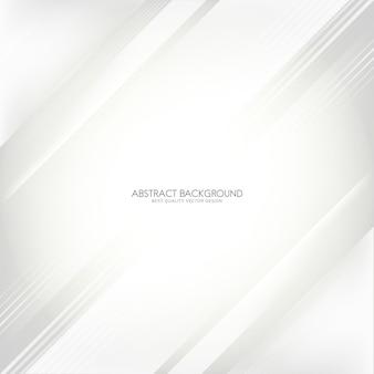 Witte en grijze gradiënt abstracte achtergrond