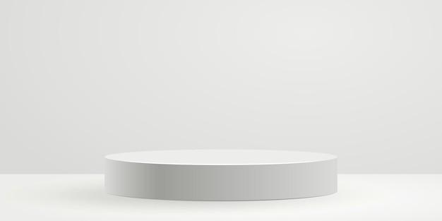 Witte fase achtergrond illustratie