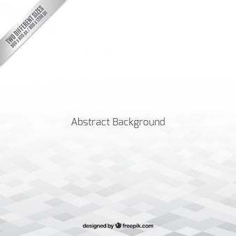 Witte geometrische lege ruimte achtergrond