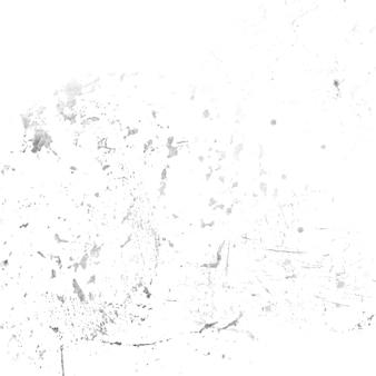 Witte grunge verontruste textuurvector